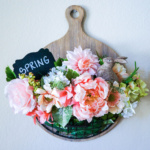 Unconventional Spring Wreath